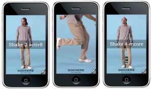 iphone interactive ads